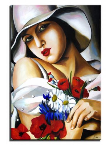 Tamara de Lempicka - Uprostred leta