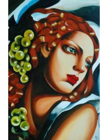 Tamara de Lempicka - Žiara