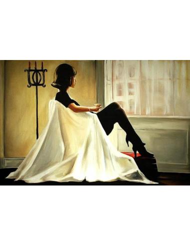 Jack Vettriano - V myšlienkach na teba