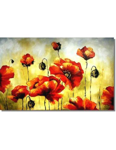Obraz - Kvety maku