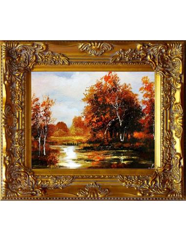 Obraz - Močiar