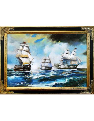 Obraz - Námorná výprava