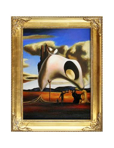 Obraz Salvador Dalí - Atavistické...