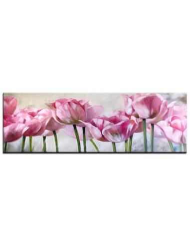 Obraz - Ružové tulipány