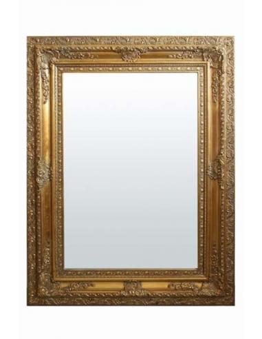 Zrkadlo v zlatom ráme