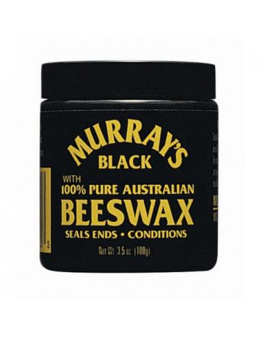 Murray's Black pomáda s včelím voskom