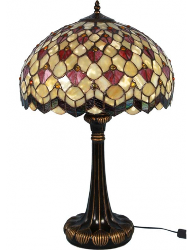 Vitrážna lampa L83949