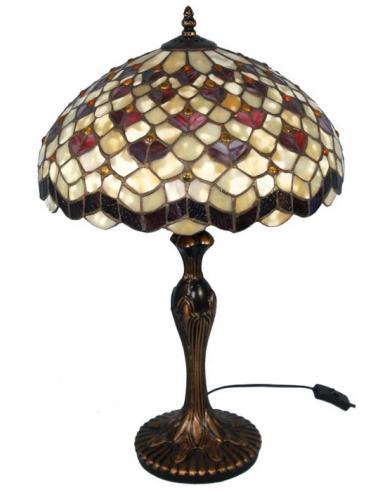 Vitrážna lampa L83948