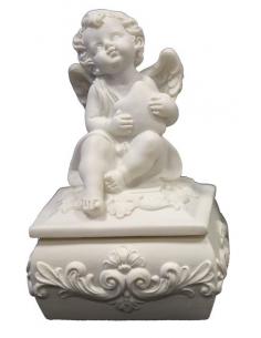 Šperkovnica s anjelikom...
