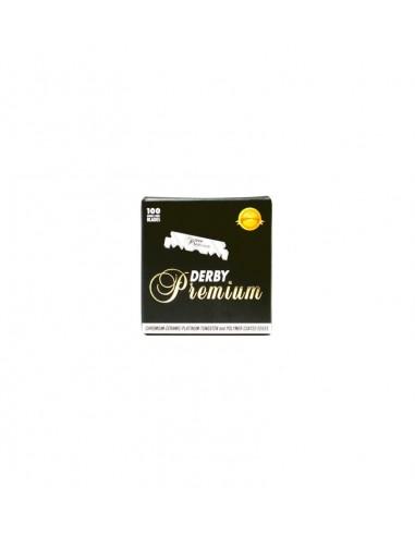 Derby Premium polovičné žiletky 100 ks