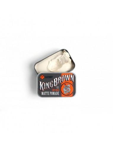 King Brown Matná pommáda