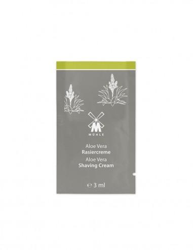 Muhle Krém na holenie Aloe Vera 3 ml