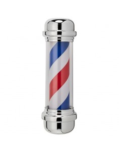 Svetelný stĺpik Barbershop...