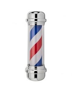 Svetelný stĺpik Barbershop