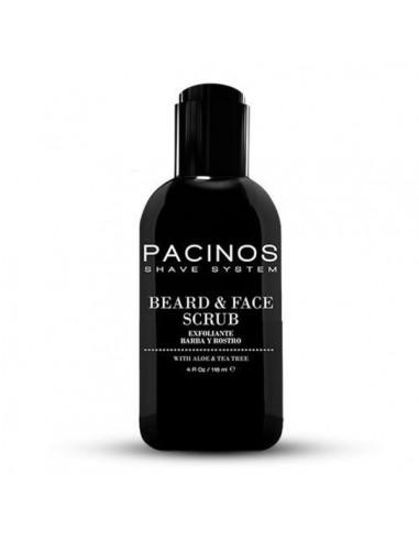 Pacinos - Peelingové mydlo na bradu a...