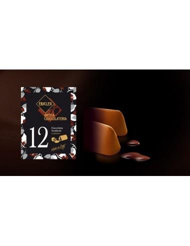 Eraclea Horká čokoláda Gianduia -...