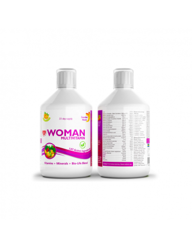 Swedish Nutra Woman Multivitamin...