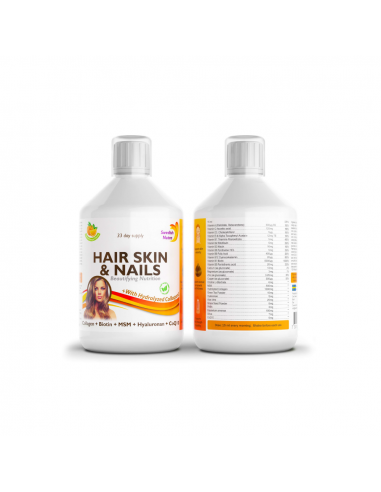 Swedish Nutra Hair Skin & Nails...