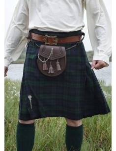 Kilt, škótska sukňa - modrý...