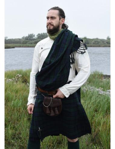 Škótsky šál ku kiltu