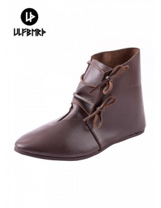 Stredoveké topánky so...