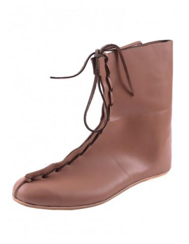 Rímske kožené topánky, 3.-4. storčie,...