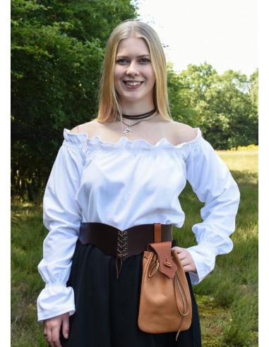 Dámska stredoveká košeľa Carmen