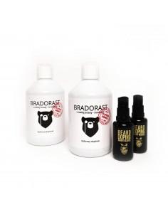 Beard Boost Set: Bradorast...