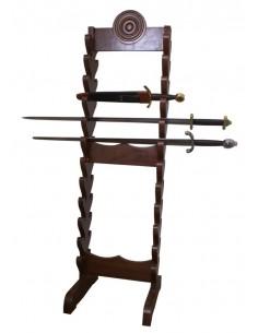 Veľký stojan na meče a dýky