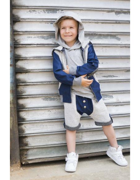 Carpe DM NY Boy chlapčenská mikina Stand Hoodie