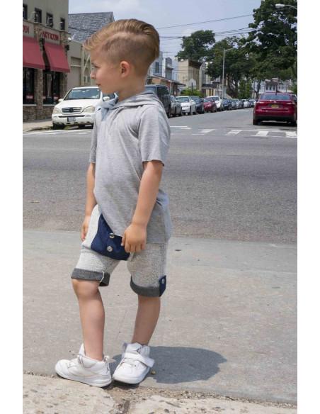 Carpe DM NY Boy chlapčenské kraťasy Toss Node