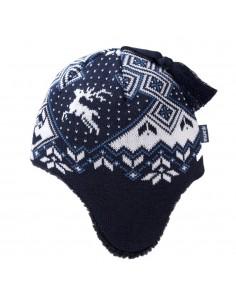 Kama pletená merino čiapka s predĺženou ochranou uší B61