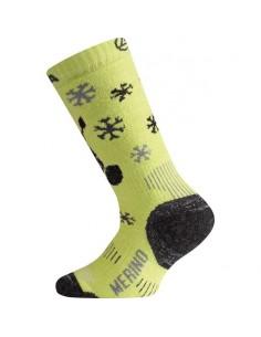 Lasting Merino detské ponožky zimné WJS