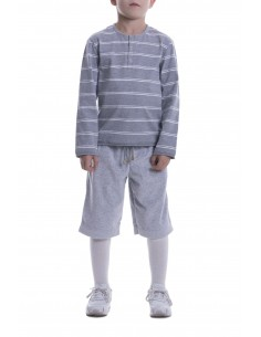 Carpe DM NY Boy chlapčenské tričko Alone Kids
