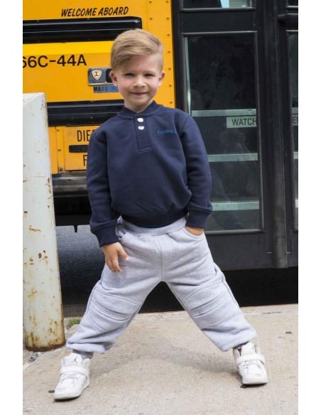 Carpe DM NY Boy chlapčenská mikina Daily Kids