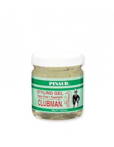 Clubman Super priesvitný gél