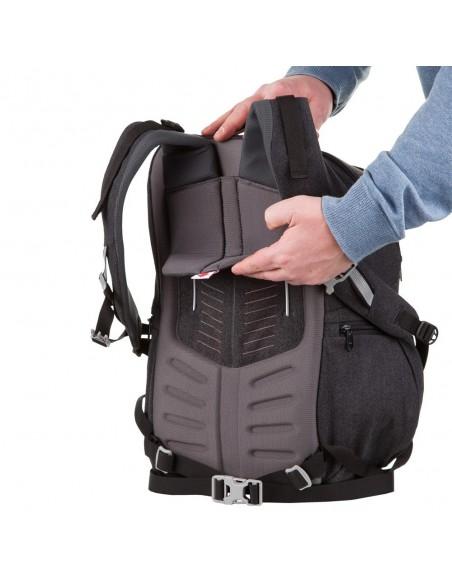 Bergans rastúci detský ruksak do školy a na turistiku 2GO 24L Koníky