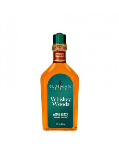 Clubman Reserve Whiskey woods voda po holení
