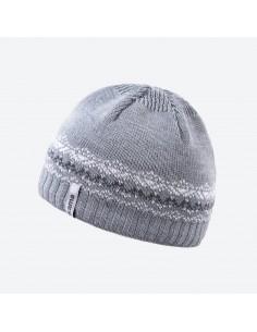 Kama pletená merino detská čiapka so vzorom B76