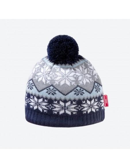 Kama pletená merino detská čiapka Gore Windstopper® BW20