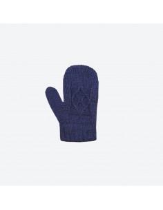 Kama pletené merino detské rukavice RB202