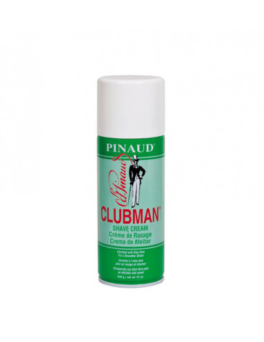 Clubman Classic krém na holenie
