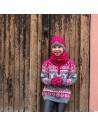 Kama merino detský sveter Soby 1012