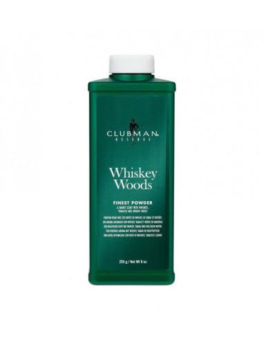 Clubman Reserve Whiskey woods púder 255 g