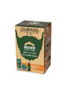 Clubman Beard Trio sada na bradu