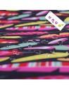 Unuo dievčenská softshellová bunda Kvietky