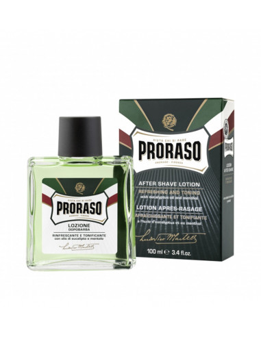 Proraso Green voda po holení 100 ml