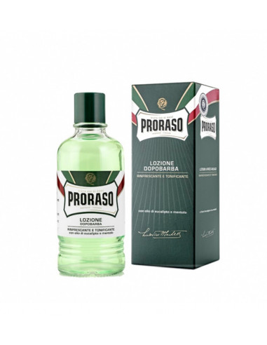 Proraso Green voda po holení 400 ml
