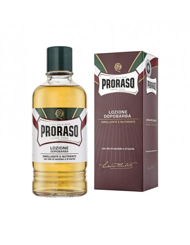 Proraso Red voda po holení 400 ml