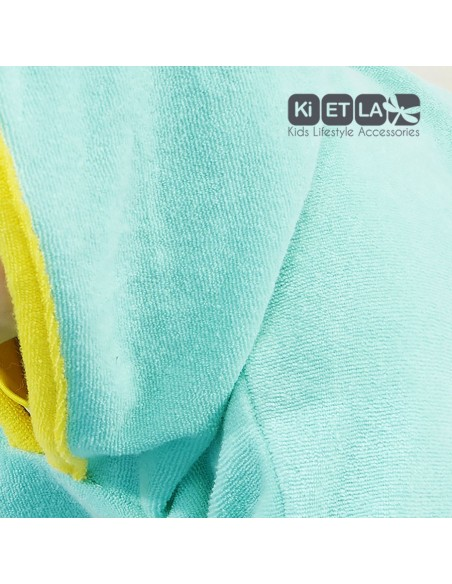 KiETLA detská mikina UV ochranou Zelená